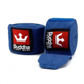 Fasce boxe Buddha Blu semi-elastico 4,5 m